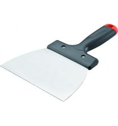 Couteau à enduire lame arrondie
