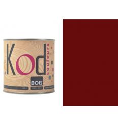 Peinture bois - Kod Bois Rouge Basque