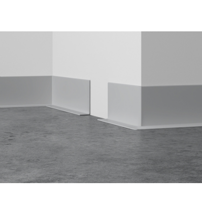 Plinthe PVC souple WL 60 - Idéale revêtements PVC et linoleum