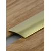 Barre de seuil adhésive extra plate pour sols souples - Presto