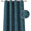 rideau-motif-geometrique-brooklyn