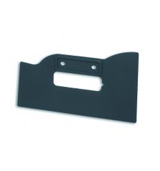 Couteau à maroufler rigide