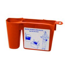 Boîte porte pinceaux - Adaptable à tous les seaux à peinture