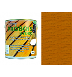 Lasure Hydrofuge - Probois Hydro – Ecolabel - Chêne clair