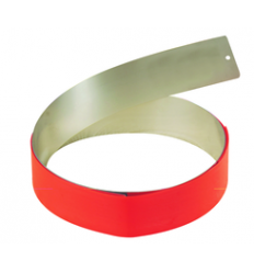 Règle de colleur en inox – 3m
