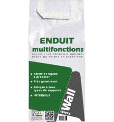 Enduit multifonctions, idéal pour dégrossir - Surfaces intérieures