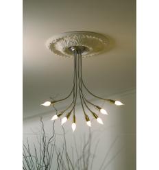 Rosace en polyuréthane - Décoration d'intérieur plafond