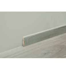 Plinthe pour sol stratifié Techna - Décor bois