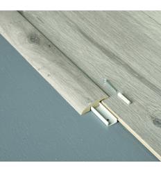 Barre de seuil pour sol stratifié Techna- Décor bois