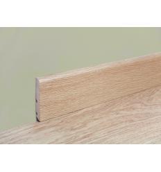 Plinthe bois pour parquet contrecollé Tradition