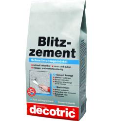 Ciment prompt à prise rapide pour intérieur et extérieur