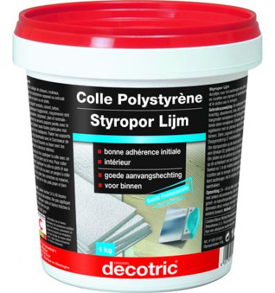 Colle polystyrène
