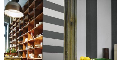 revetement mural papier peint toile de verre corniche amonstyle. Black Bedroom Furniture Sets. Home Design Ideas